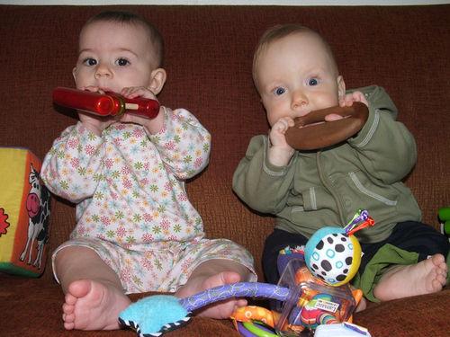 Nia and jackson
