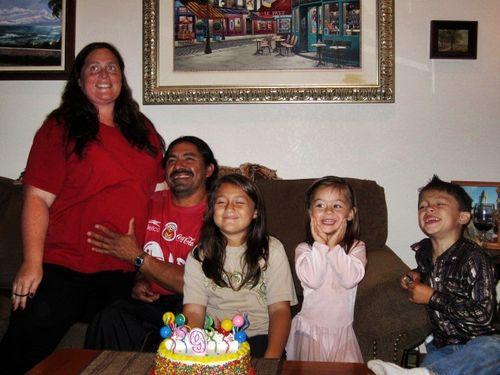Mina turns 9