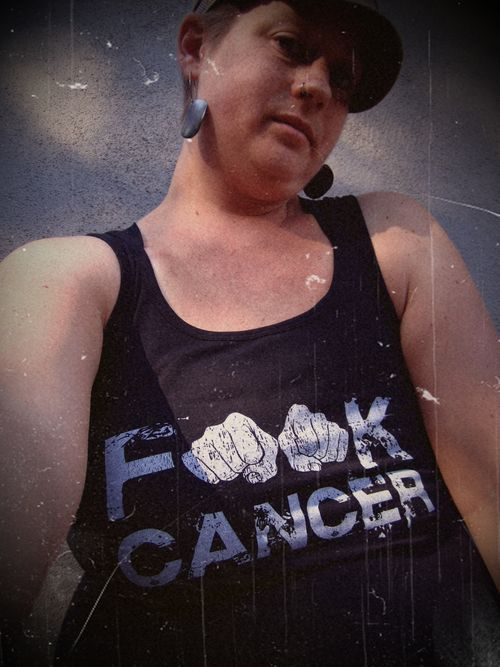 Fk cancer.antique