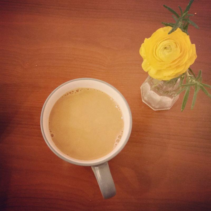 Bday coffee